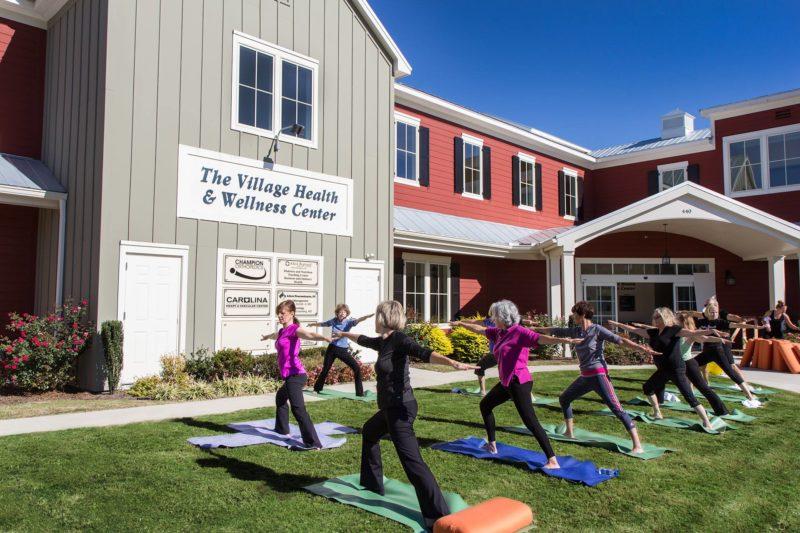 Village Fitness Center