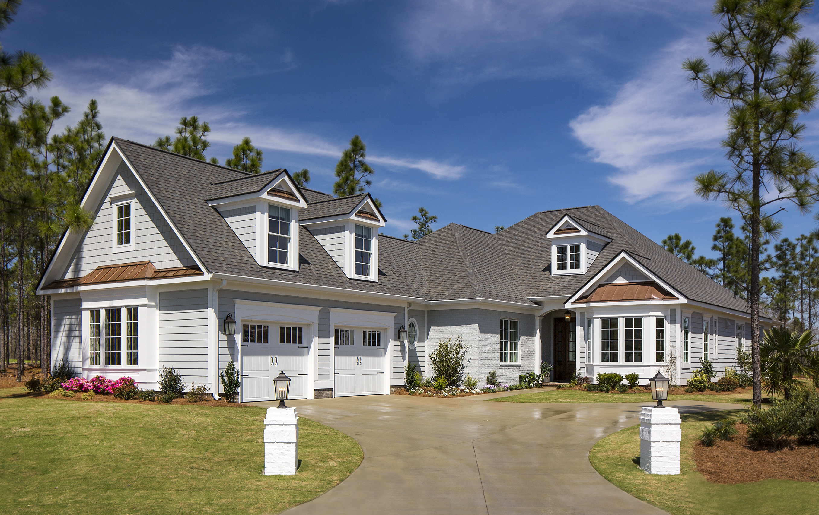 Carolina signature homes southern living builder woodside for Sig homes