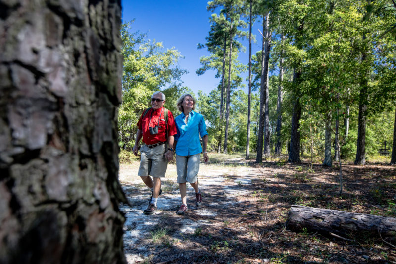 woodside communities amenities | walking trails