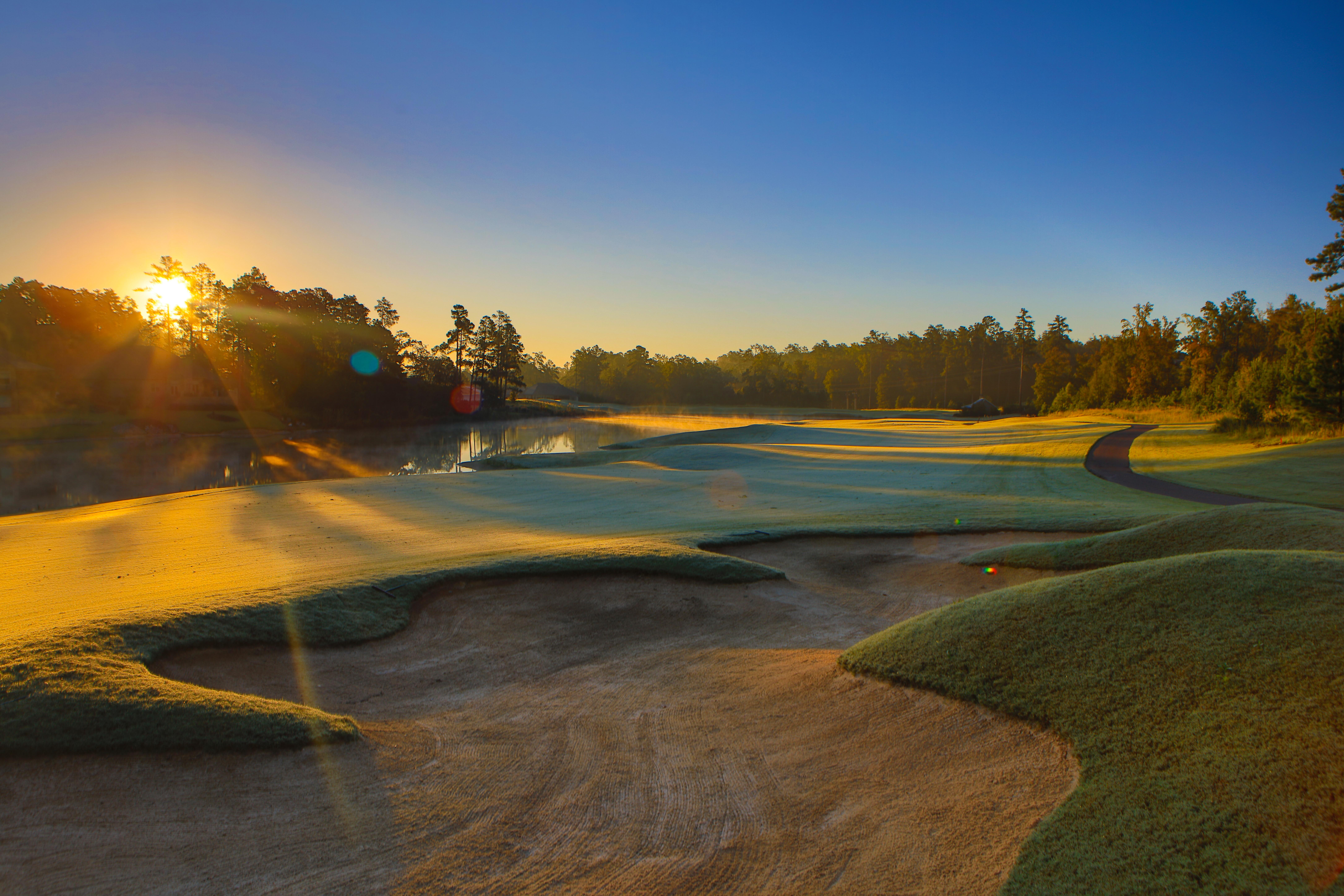 Woodside, a South Carolina Golf Course Community