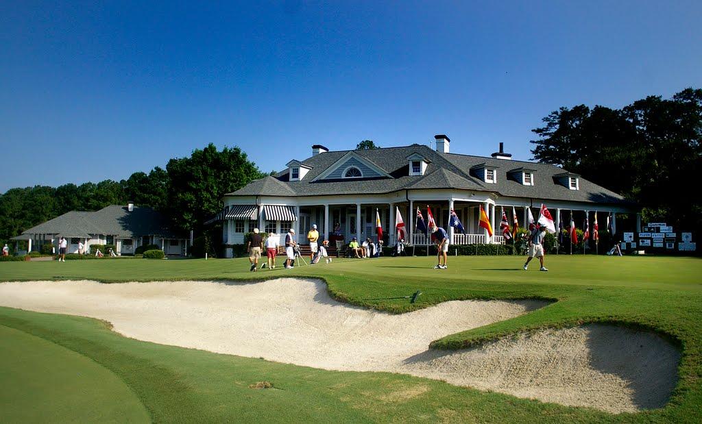 Aiken SC Golf Courses