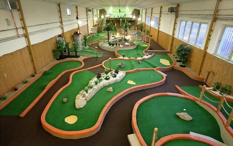 Indoor Putt-Putt Night @ The Reserve Club at Woodside | Aiken | South Carolina | United States