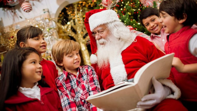 Breakfast with Santa @ The Reserve Club at Woodside
