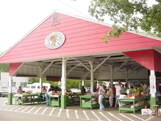 Aiken County Farmers Market @ Aiken County Farmer's Market