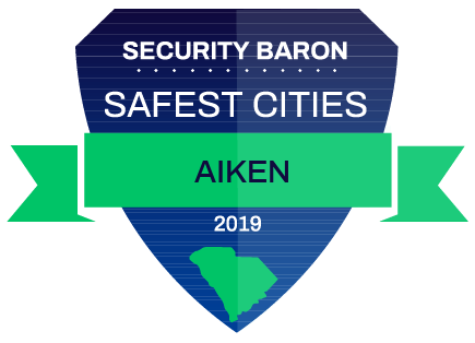 Aiken_SC_Safest_City