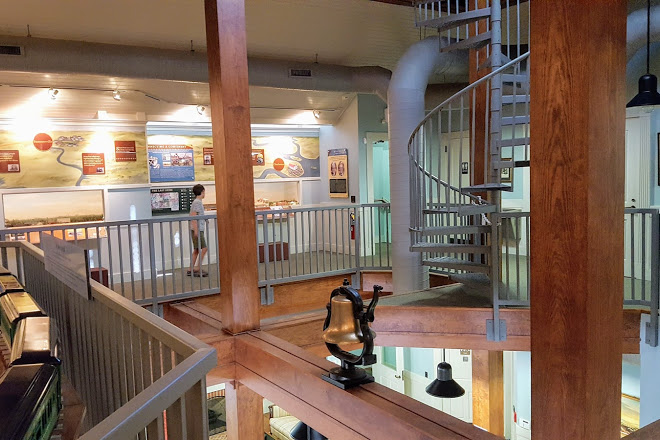 aiken visitors center