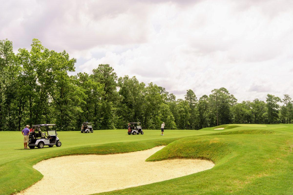Hollow Creek Golf Course Aiken SC