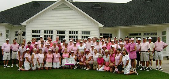 Club Rally for the Cure Event