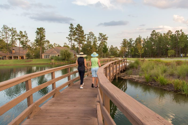Retire in the South | Woodside Communities