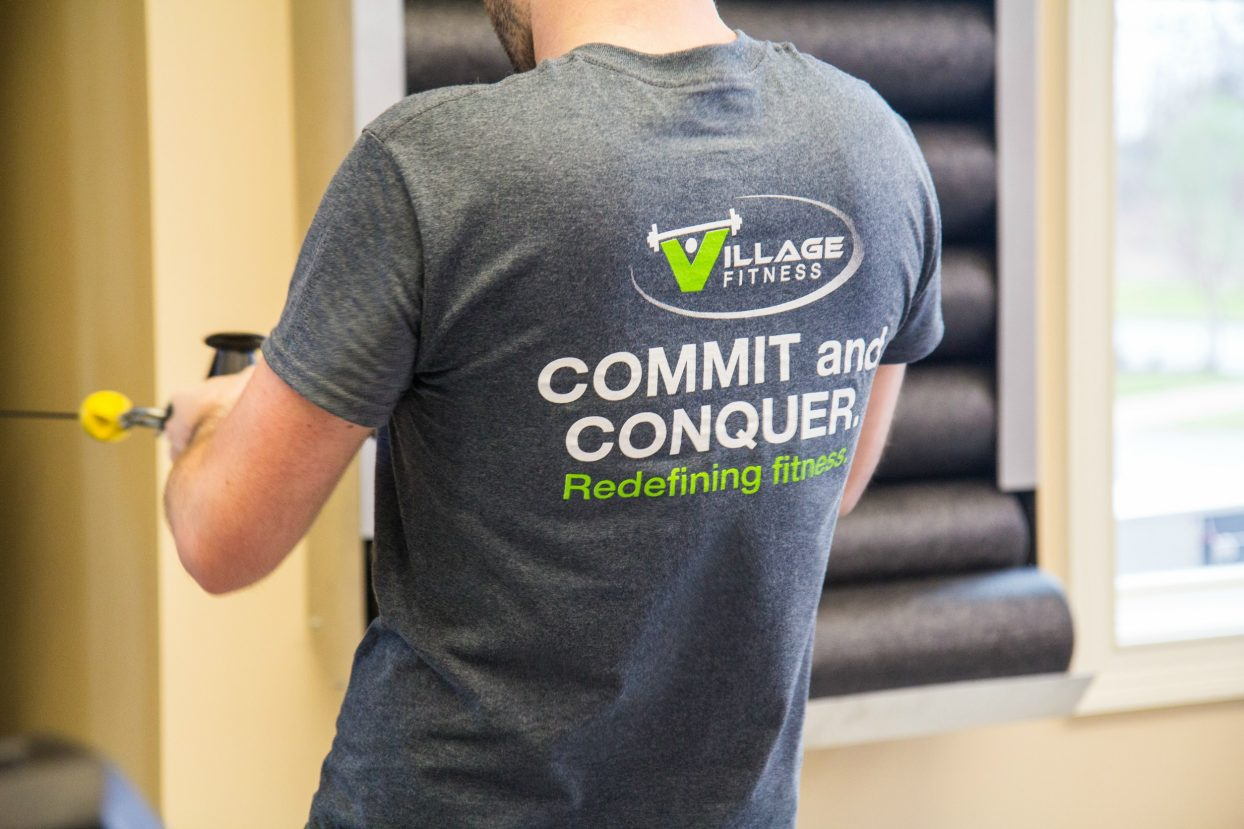 fitness facilities at Woodside Communities