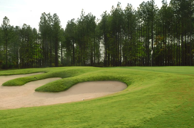 golf course living in Aiken, SC - Woodside