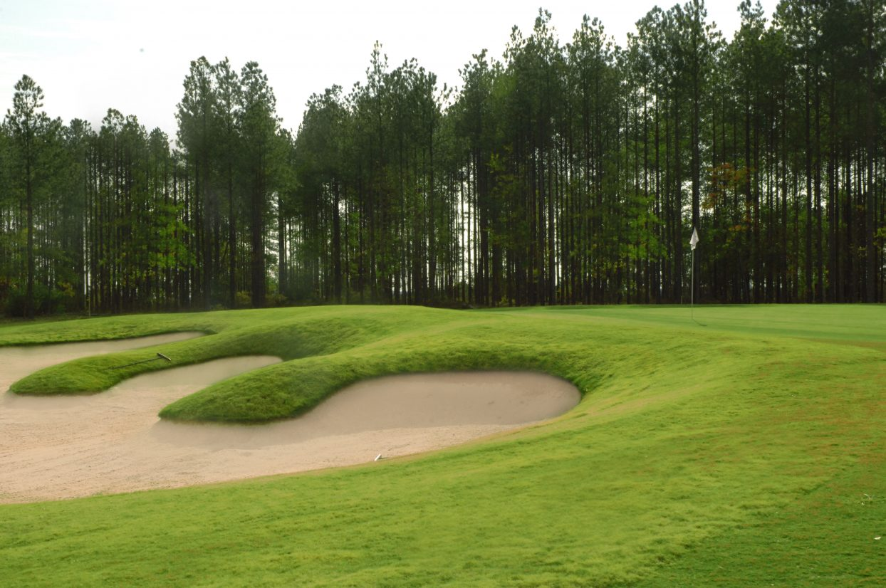 golf course living in Aiken, SC - Woodside