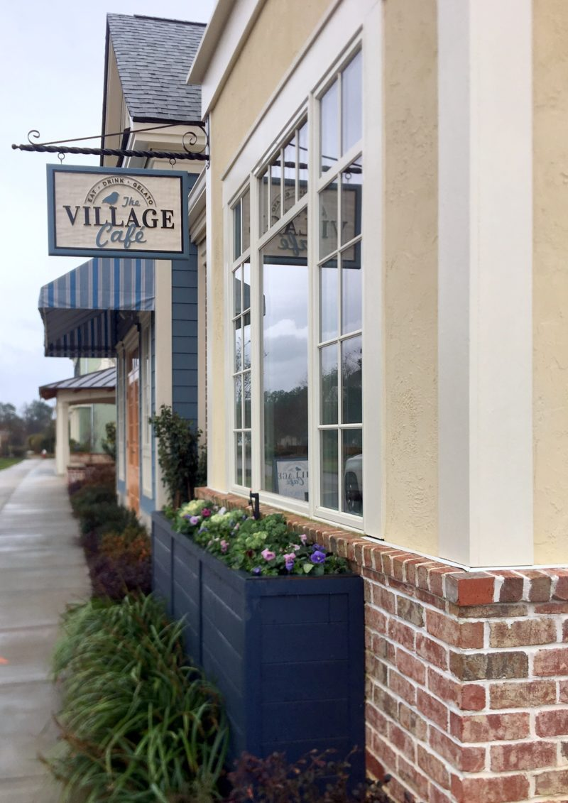 village cafe aiken sc