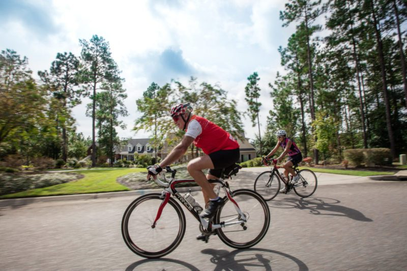 Active Adult Cycling