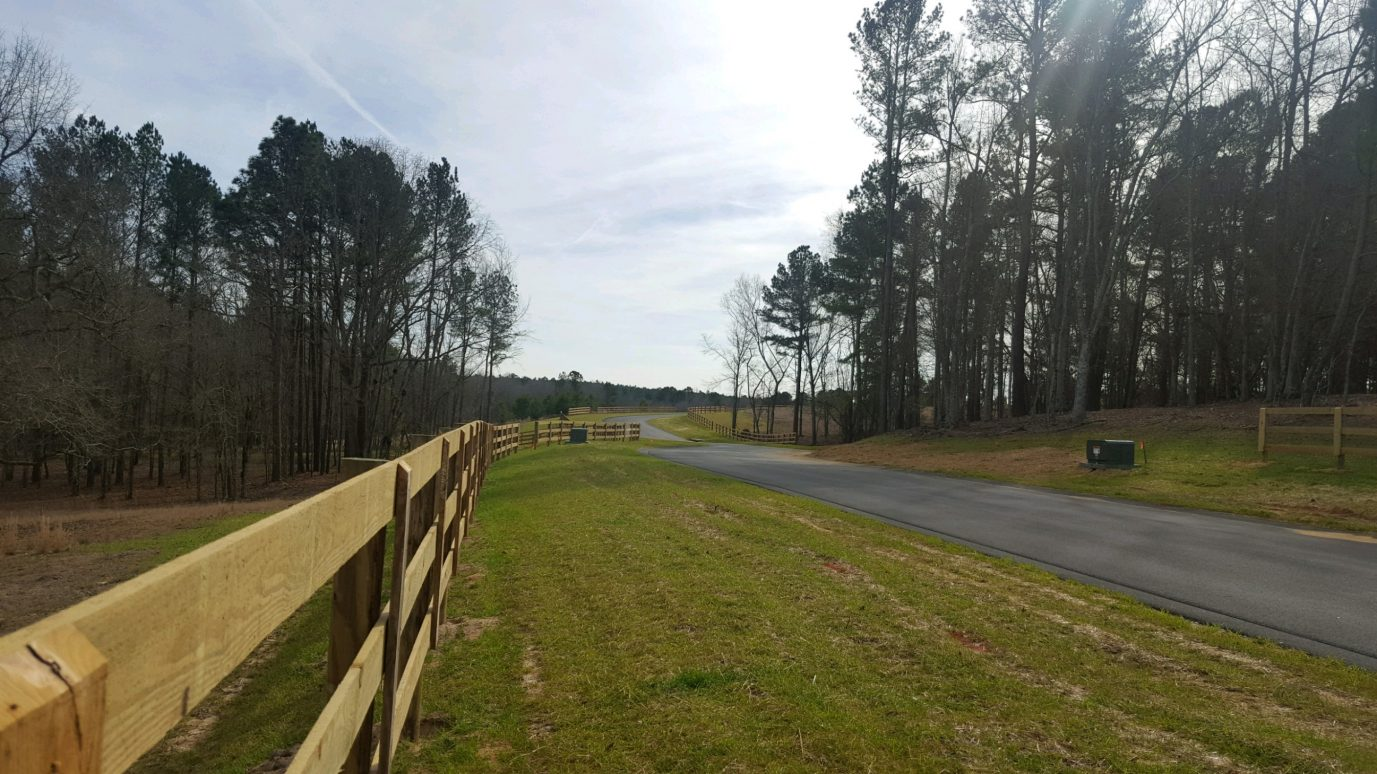 New Home Lots Aiken
