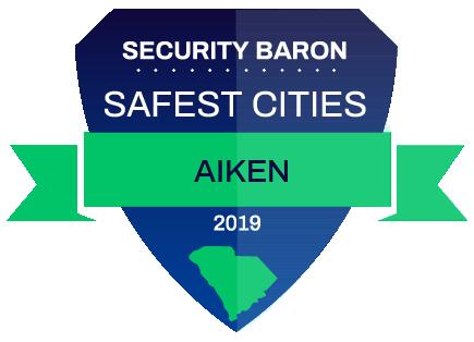 Aiken_SC_Safest_City