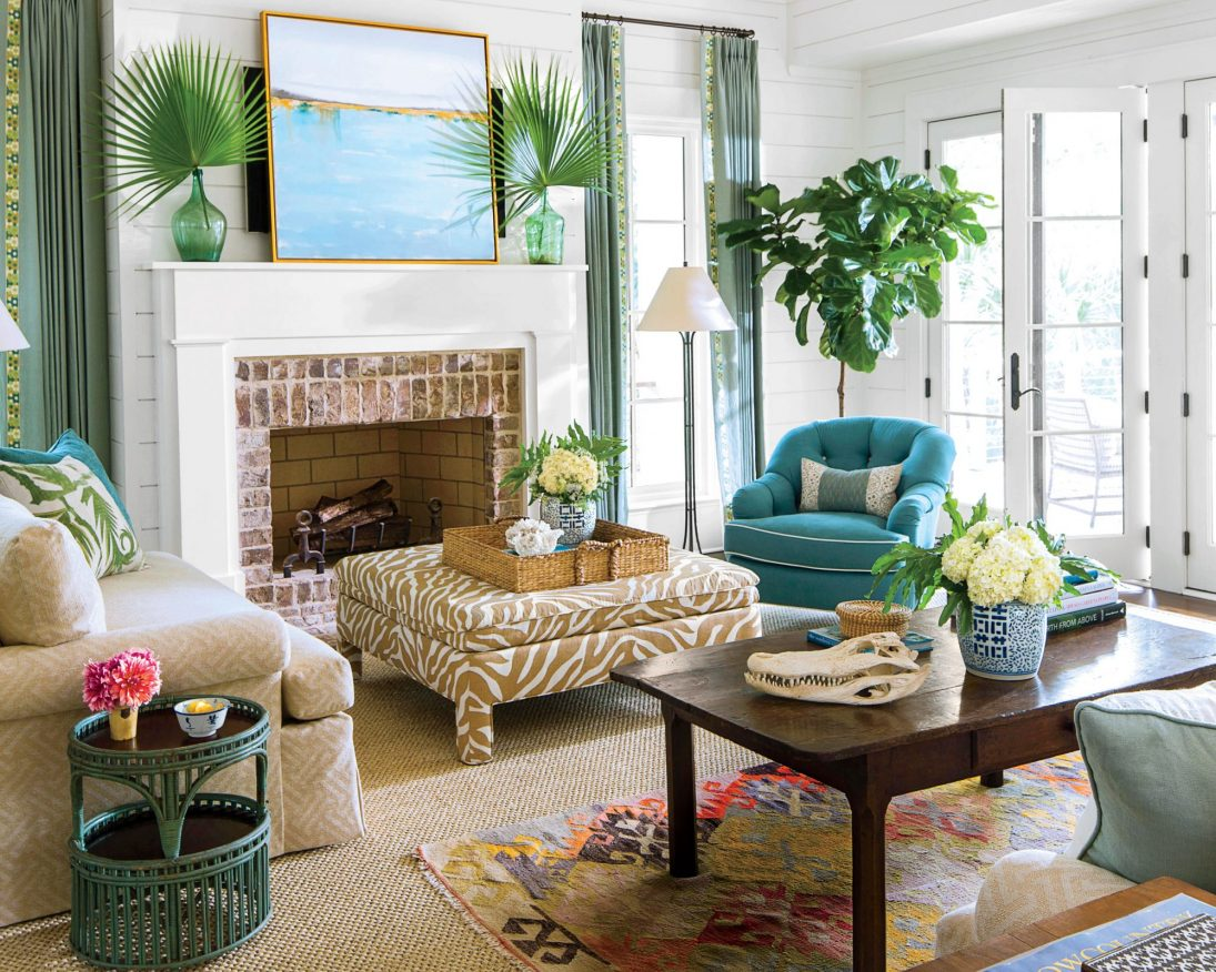 Steve Kisner Custom Home Southern Living Magazine
