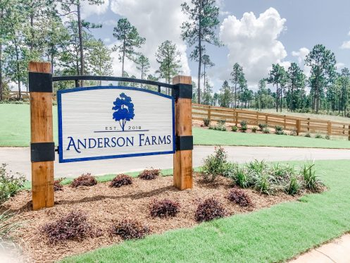 Anderson Farms, an equestrian community in Aiken, SC