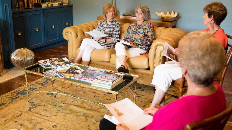 women of woodside book club